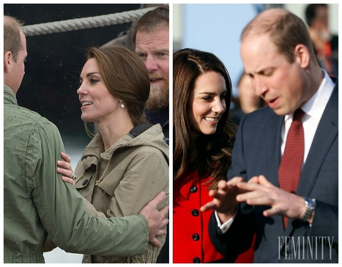 Prince William a Kate