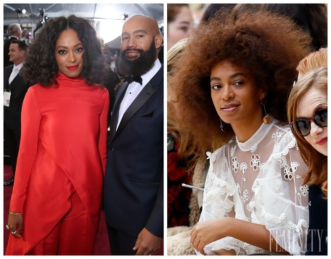 Solange Knowles a Alan