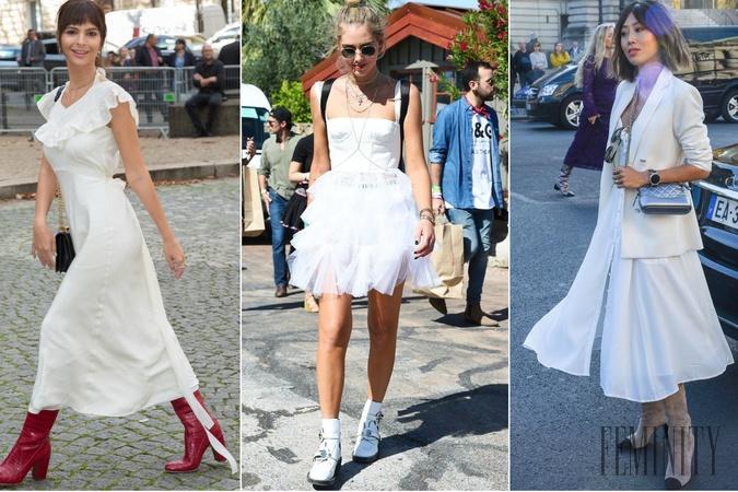 89daa4eaa Každé leto by ste v šatníku mali mať aspoň jedny biele šaty. Takto ich  môžete