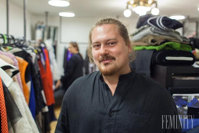 d397e8348 VIDEO: Dana Voda a Boris Hanečka menia zákony módneho biznisu ...
