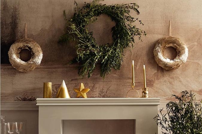 8f948ee9c VIDEO: Vianočné vence na dvere i stenu vykúzlia správnu sviatočnú ...