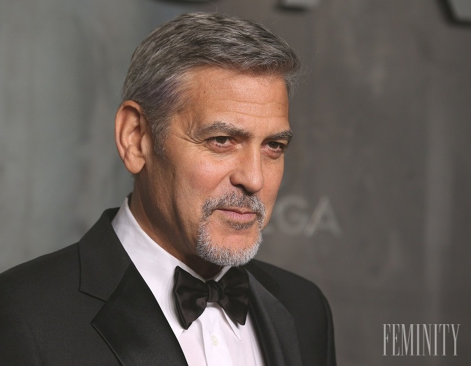 George Clooney zahviezdi vo filme Good Morning, Midnight