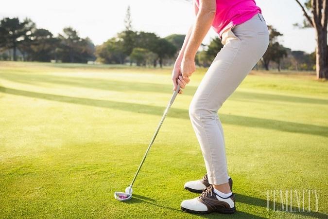 1347ab26b7b56 VIDEO: Škola golfu 3.diel: Naučíme vás, ako by mal vyzerať jeden zo ...