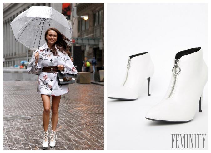 7a764c462acf Noste biele topánky v rôznych prevedeniach  Skvelo sa hodia k ...