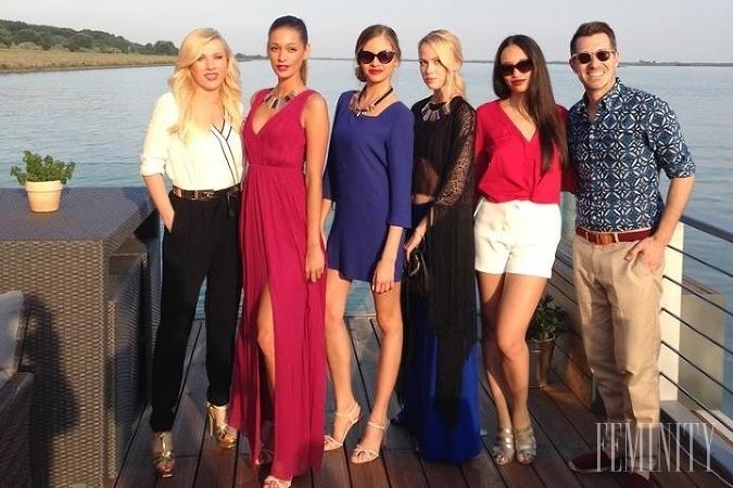 934b9e8f428d Face of Fashion TV a finálová zostava s Gabrielou Drobovou a Brunom  Ciberejom
