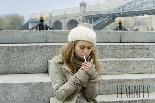 fajčenie na rande