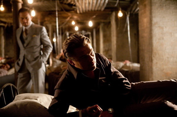 an analysis of the inception an sci fi triller movie by christoper nolan