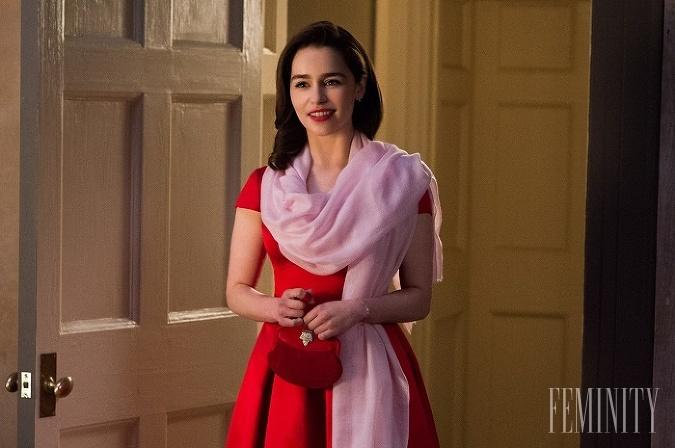 V hlavných úlohách Emilia Clarke - Hra o tróny a Sam Claflin -Hry o život 1c62c25304