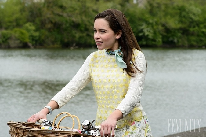 Emilia Clarke a Sam Claflin zahviezdia vo filmovom spracovaní ... 4d659c7095