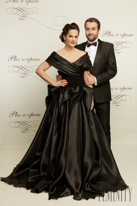 Sympatický herec Vladimir Kobielsky s manželkou Alenou tvoria nerozlučný pár d0770e878c6