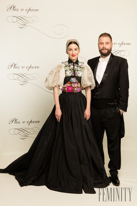 6fa3275f1547 Spisovateľka Tamara Šimončíková Heribanová a jej manžel Braňo Šimončík  vyzerali ako z rozprávky