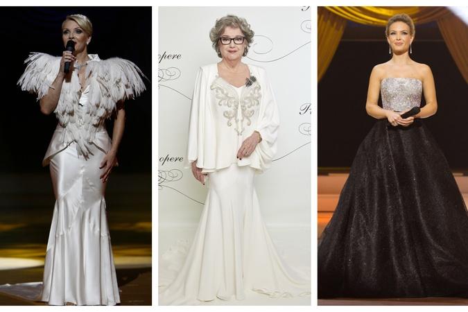 Moderátorky Plesu v opere za posledných 18 rokov  Kráľovná plesu ... 4f13285ebad