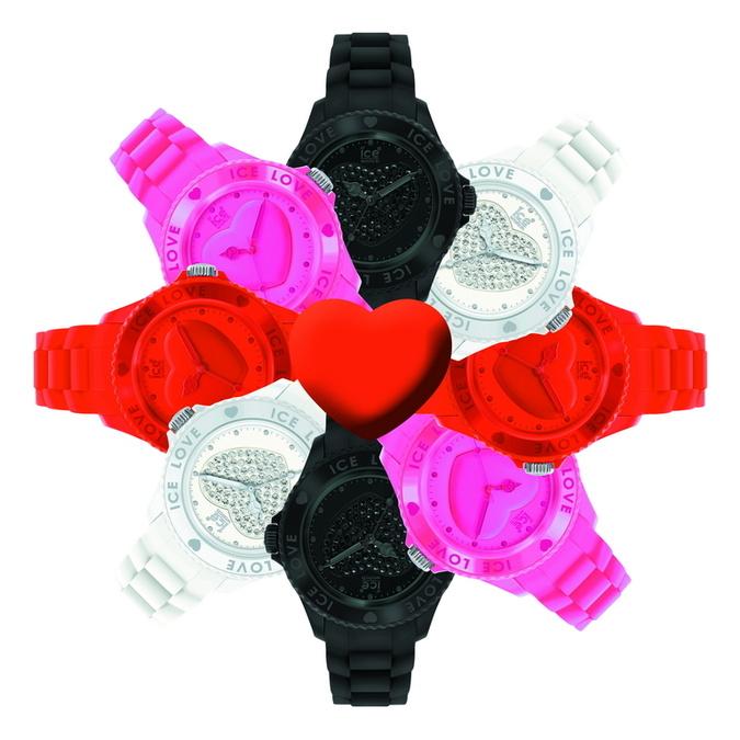 Valentínska kolekcia hodiniek Ice-Watch ICE-LOVE bbd0086ed55
