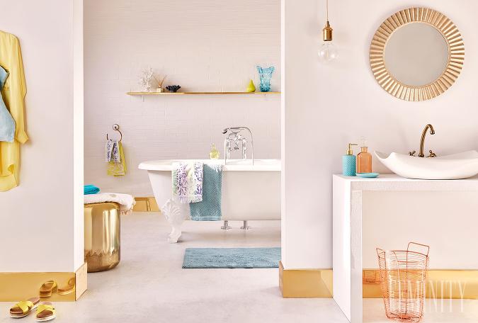 In pirujte sa skvel mi n padmi pre zaria ovanie interi ru minimalistick sp l a i elegantn - Zara home bagno ...