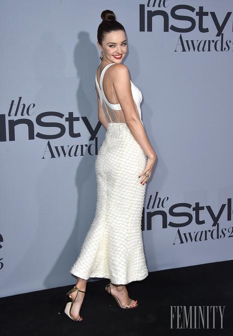 Modelka Miranda Kerr si aj na svoju druhú svadbu vybrala čisto biely model b1f4390d8cb