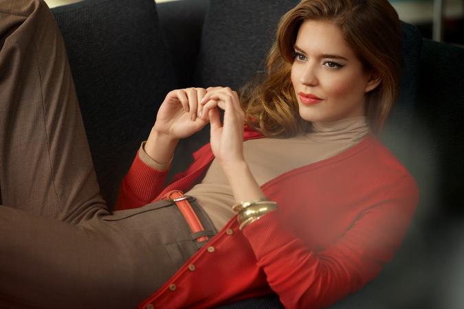 9ac4be5ba002 Elegantná jesenná móda