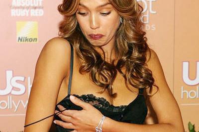 Nahé prsia: Keď zradia šaty!