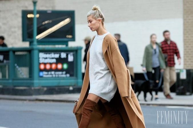 Štýlové kabáty pre moderné ženy  Inšpirujte sa týmito kúskami a ... a8ba5a1b4f6