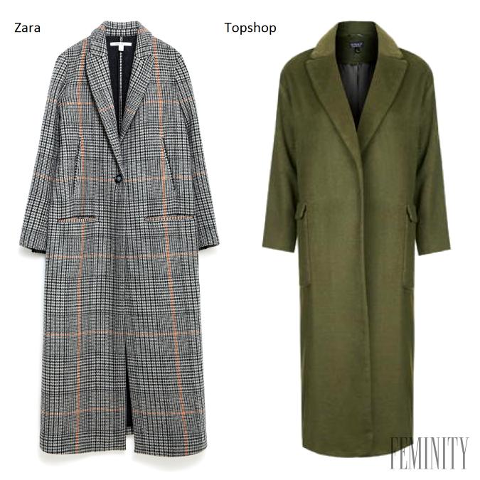 Kabátové trendy na jeseň a zimu  Čím farebnejšie 3aa9457a9d1