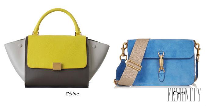 Farebné kabelky oživia celkový outfit a dodajú mu šťavu 8ab9d3ca19d