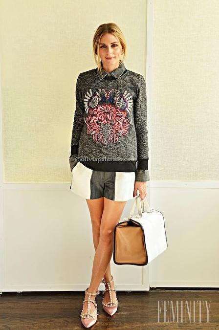 Olivia Palermo má vycibrený štýl a ikonické kabelky sú jej neodmysliteľnou  súčasťou a5f397c6a4b
