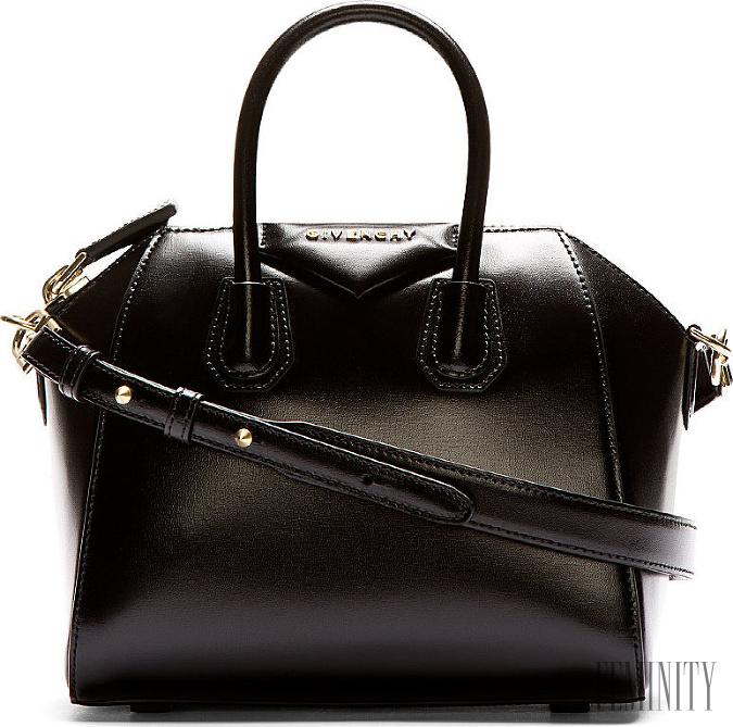 Čierna koža s odleskom pôsobí naozaj luxusne a je nesmrteľná 7979d7ecd19