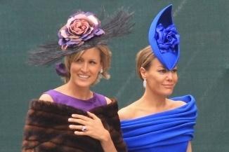 006dd74e3 Kráľovská svadba: Klobúky od výmyslu sveta! | Feminity.sk