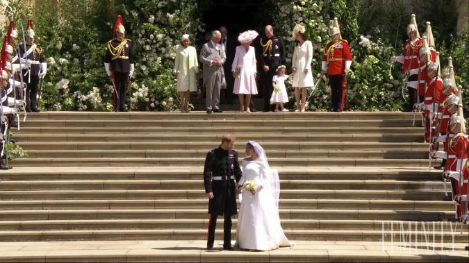 8d5cda63344a Šaty okúzľujúcej Meghan Markle z nej urobili princeznú  Ak chcete ...