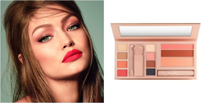 Make-up paleta od Gigi