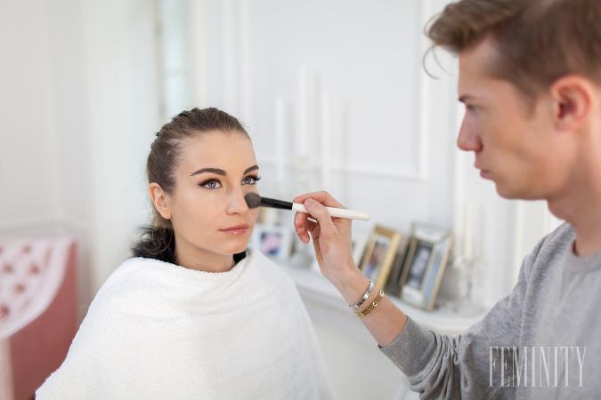O plesový make-up sa vám postará profesionálny vizážista Patrik Suši Veselý 33f5a68d759