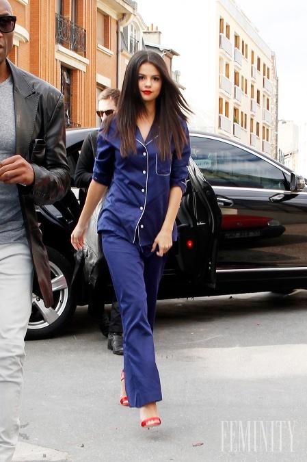 V pyžame do ulíc  Nájdete odvahu nosiť tento svetový módny trend aj ... f5fb57d5c07