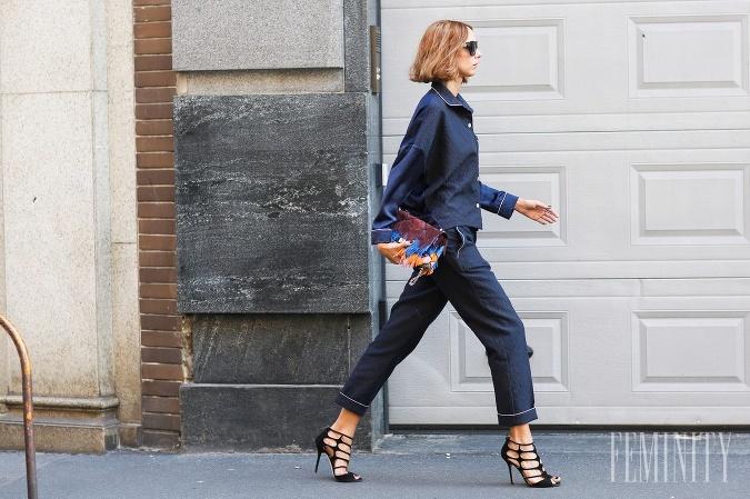 V pyžame do ulíc: Nájdete odvahu nosiť tento svetový módny trend aj vy? Ukážeme vám, ako na to