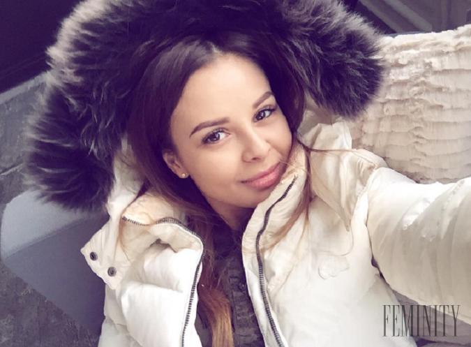 Talentovaná Monika Bagárová svojou krásou neustále priťahuje ... 4a1814be48