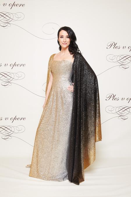 Bývalá riaditeľka súťaže krásy a podnikateľka Lucia Hablovičová si Ples v  Opere nenechá ujsť 75705a64b1e