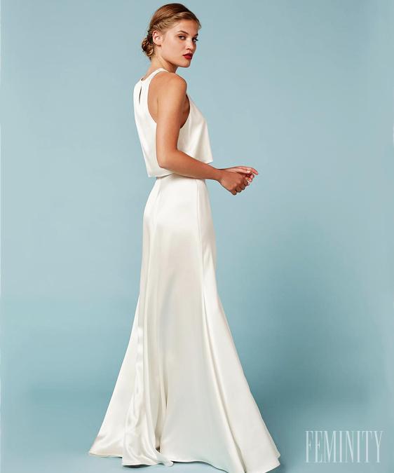1ea314c79 Trend minimalistických svadobných šiat: Ktoré z nich by ste si ...