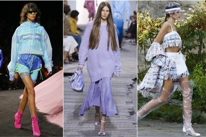 1f57ef99d9b1 Najväčšie módne trendy pre rok 2018  V hre sú žiarivé farby a ...