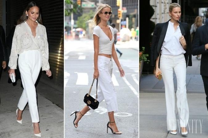 6601369c2c20 Biele nohavice sú späť a vy si ich zamilujete vďaka ich novému ...