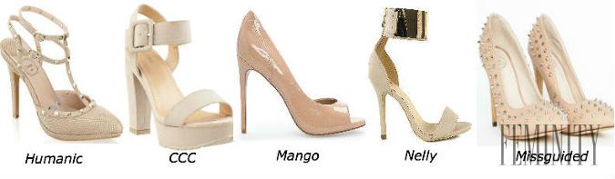 81281ff006a0 40 najhorúcejších tipov na sexi topánky  V kurze je elegancia ...