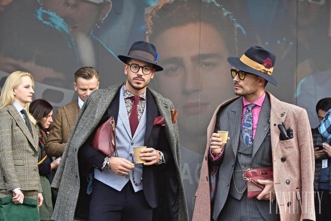 7f1a47fe8b Pitti Uomo a šatník tých najlepšie oblečených mužov planéty  Zistite ...