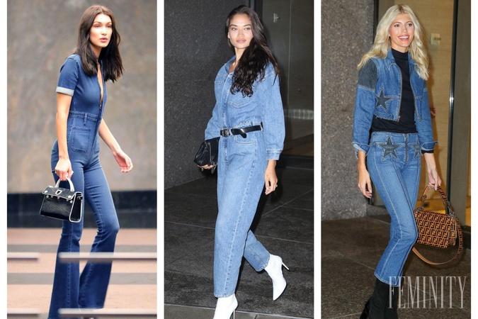 5b8ae6550875 Oblečte sa od hlavy po päty do jeansov  Takto dopĺňajte tento ...