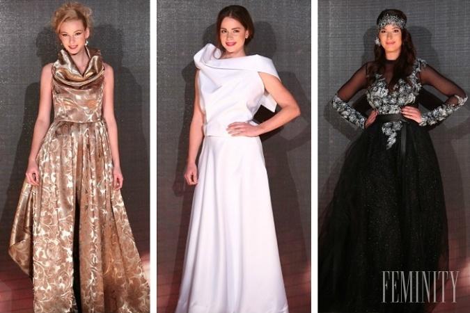 Inšpirujte sa radami slovenských návrhárov a buďte trendy aj v plesových  šatách bec8c4a0f1