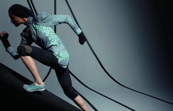 1cb80c61e965c Svetielkujúce oblečenie v aktuálnej kolekcii adidas by Stella ...