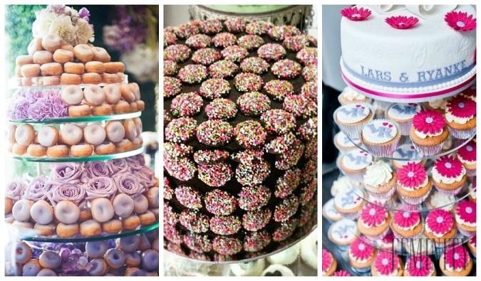 5ec33bd740 Najzaujímavejšie svadobné torty