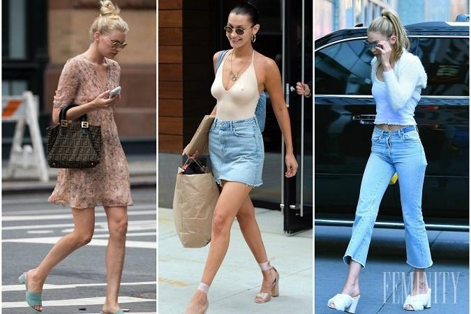 0c92f4306792 Sexi a veľmi moderné sandále sa stali aktuálnym módnym trendom