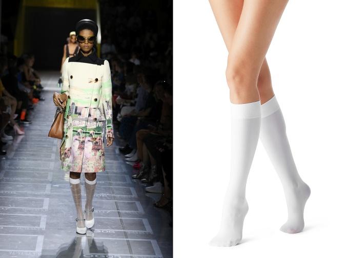 4dd752f0b9 Trendy podkolienky v topánkach  Pustite uzdu svojej fantázii a ...