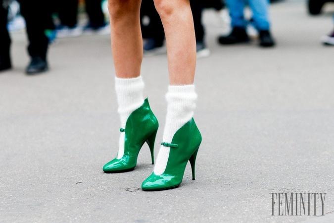d7404914d1 Trendy podkolienky v topánkach  Pustite uzdu svojej fantázii a ...