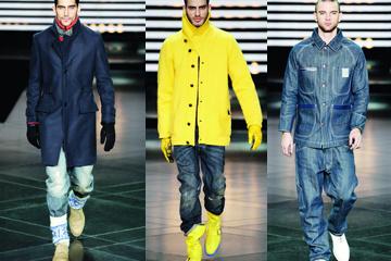 Pánska džínsová kolekcia G-Star jeseň a zimu  c92c4d4af7