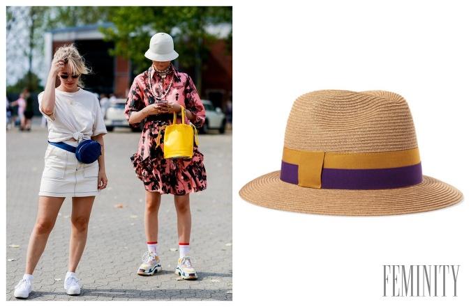 6a9fc8218 Dôležitá je však jeho veľkosť, takýto plstený klobúk si na jeseň vyberajte  iba s krátkym