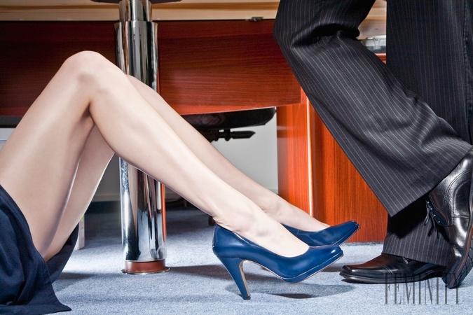 Секс с начальником (Если вы находитесь в подчинении у мужчины. Представьте