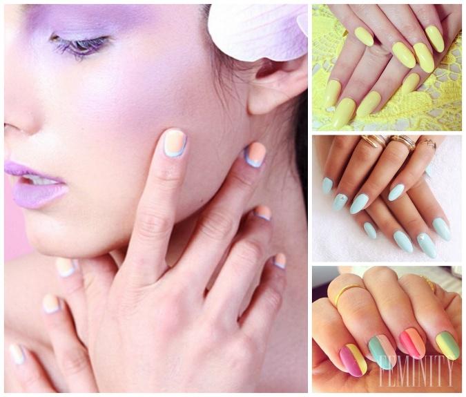 Pastelové farby sú vhodné pre všetky krásychtivé ženy 37e86d0f18c
